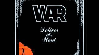WAR - Deliver The World [full album][HQ]