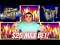 NEW SLOT! HIGH LIMIT Pink Panther Kalahari King ⭐️$25 MAX ...