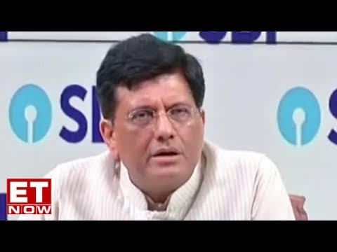 FM Piyush Goyal Addresses The Media On The Aspects Of Indian Banking | Full Video