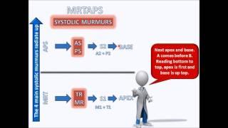 PANCE PANRE Heart murmurs made easy MRTAPS 2