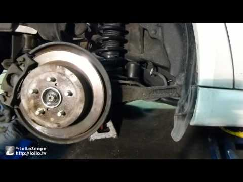 Subaru Legacy Rear Hub Bearing