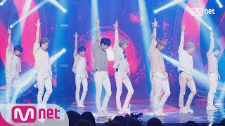 [UP10TION - Runner] KPOP TV Show | M COUNTDOWN 170727 EP.534