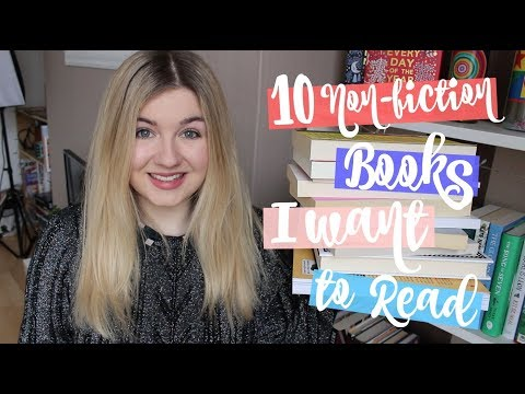 10 Non-fiction Books I Want to Read | TBR