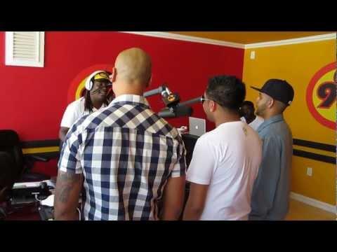ISC Nation Live on HJ 94.1 FM (Guyana)