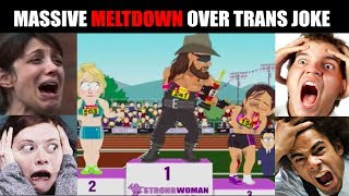 SOUTH PARK TRIGGERS MASSIVE MELTDOWN OVER TRANS JOKE