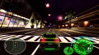 Fast and Furious cars Need For Speed Underground 2 + Texture mod
