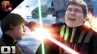 ENDLICH GEHT ES IN DIE SCHLACHT!  ♛ Star Wars Battlefront #001