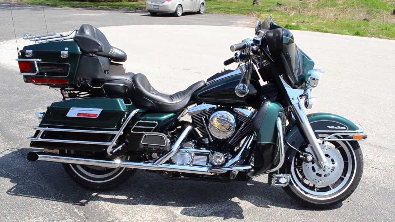 for sale 1997 harley-davidson flhtcui ultra classic at east 11