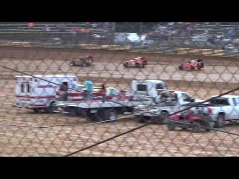 Tyler County Speedway Mod Lite Feature 9-2-16
