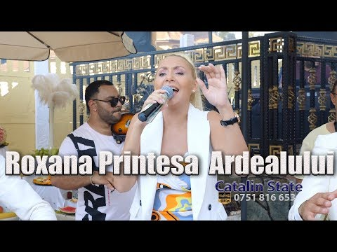 Roxana Printesa Ardealului & Godici , Peke - Manele Live TOP - Nunta Dubla la Iulica de la Resita