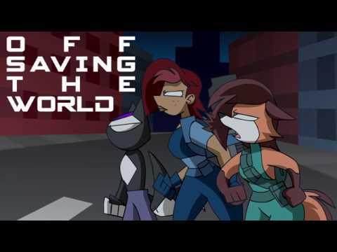 Off Saving The World (Webcomic)