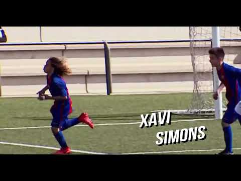 The next generation Maestro...❤⚽️❤XAVI SIMONS