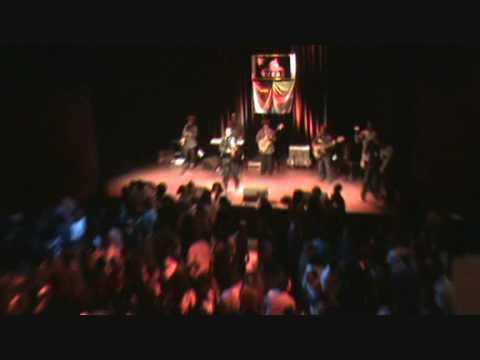 Biddho Tour in Oslo 6.12.2008