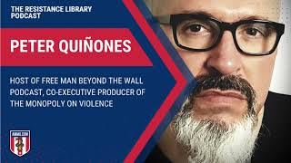 Peter Quiñones: Co-Executive Producer of The Monopoly on Violence