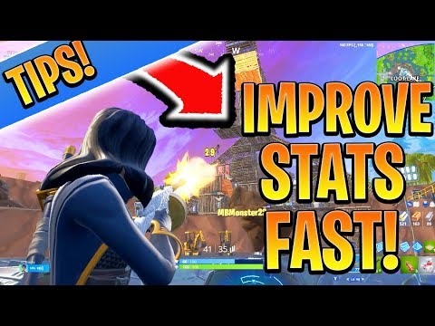 How To Improve WIN % & KD Fortnite Season 9! How To Win Fortnite Ps4/Xbox Tips! (Console Fortnite)