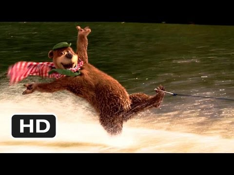 Yogi Bear #5 Movie CLIP - Razzle Dazzle (2010) HD