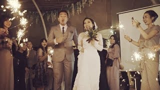Oca & Fefri Wedding Film!