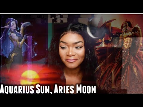 🌞Aquarius, Aries Moon🌙 | Abandoned Warriors