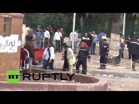 Egypt: Police general killed in Cairo University bombings