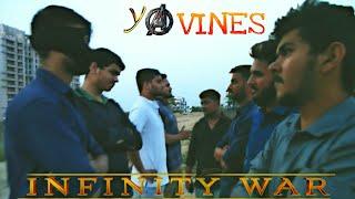 The Infinity War | YA Vines| Hindi video| The war between friends||