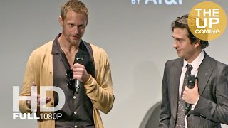 The Kill Team talk Alexander Skarsgrd Nat Wolff Dan Krauss at Tribeca Film Festival 2019