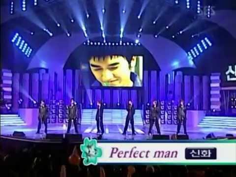 [kpop-shinhwa]-perfect man