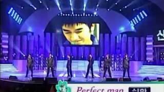 Video [kpop-shinhwa]-perfect man download MP3, 3GP, MP4, WEBM, AVI, FLV Juni 2018
