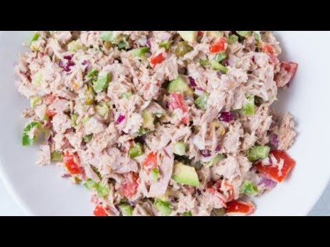 The Secret Ingredient You Should Be Using In Your Tuna Salad