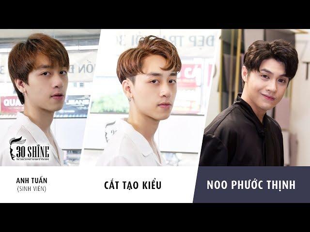 Cắt Tạo Kiểu Comma Hair   Noo Phước Thịnh   MV 'Đến Với Nhau Là Sai'