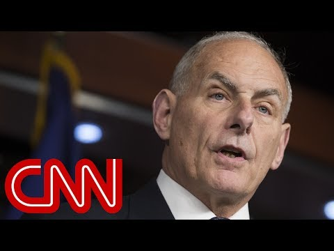 John Kelly: Undocumented immigrants lack skills to assimilate