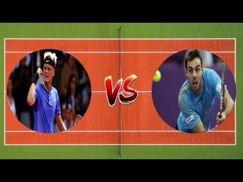 Nicola Kuhn vs Marcel Granollers - Barletta 2018