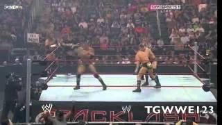 WWE BACKLASH 2009 HIGHLIGHTS (HD)