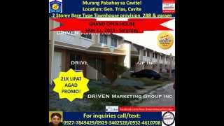DECA HOMES - 10K LIPAT AGAD PROMO - Rent to Own House & Lot thru Pag-ibig