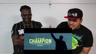 NAV - Champion ft. Travis Scott REACTION | REVIEW