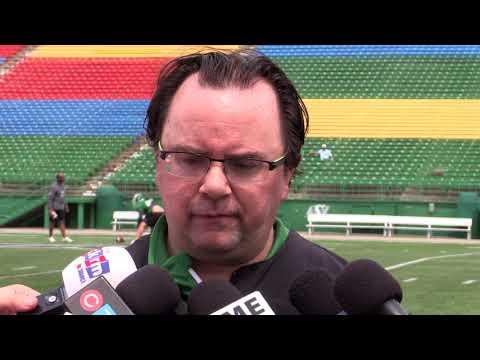 Rider Rumblings: Training camp rolls into Saskatoon