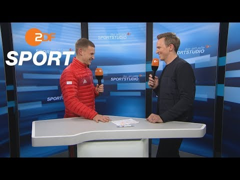 Kimmich: 'Wir machen zu viele Fehler' | das aktuelle sportstudio - ZDF