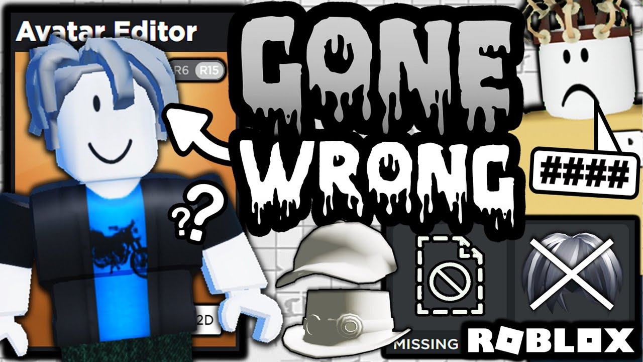 ROBLOX ACCESSORIES HAVE GONE WRONG!!!