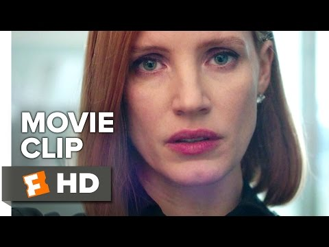 Miss Sloane Movie CLIP - Lobbying is About Foresight (2016) - Jessica Chastain Movie