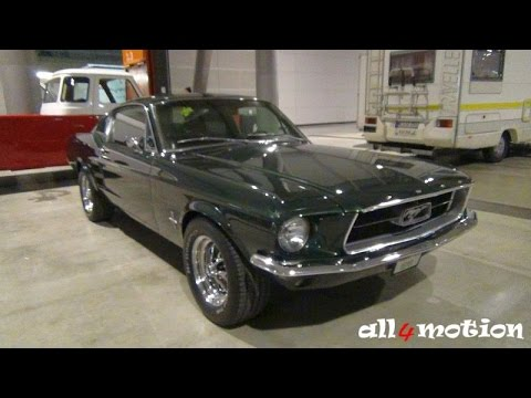 1967 Ford Mustang V8 Fastback Oldtimer Depot Reutlingen