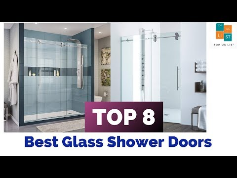 Best Sliding Glass Doors 2020.The 8 Best Glass Shower Doors Of 2020 List Reviews