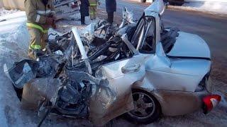 NEW LADA Crash Compilation Part.6 - Fail Lada Samara Niva 2101 Kalina 2105s Priora Largus Vesta