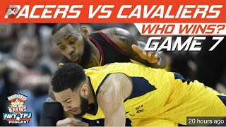 Cavaliers vs pacers Full game highlights Game 7 /4/29/18