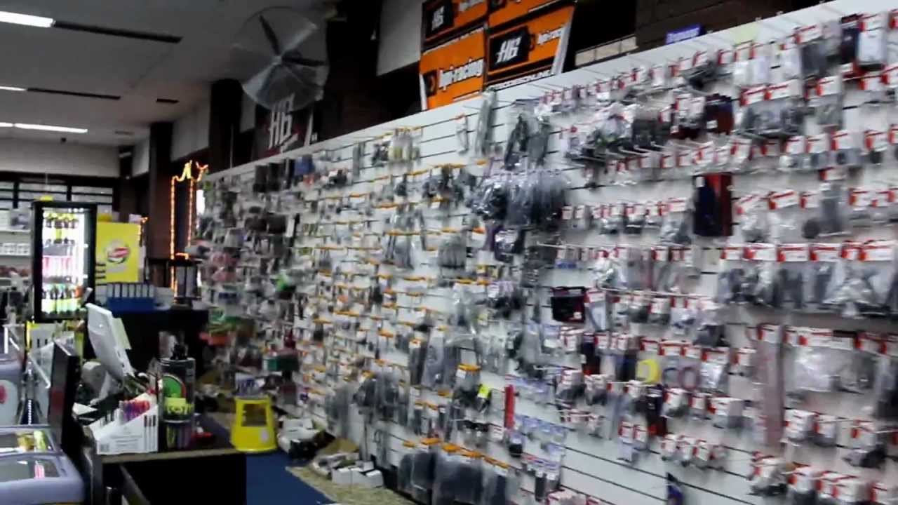 Rc Garage Hobby Shop Store Tour 2012 Youtube