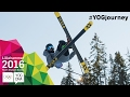 Freestyle Skiing - Best of Lillehammer 2016 #YOGjourney