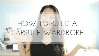 How To Build A Capsule Wardrobe | Inspiroue