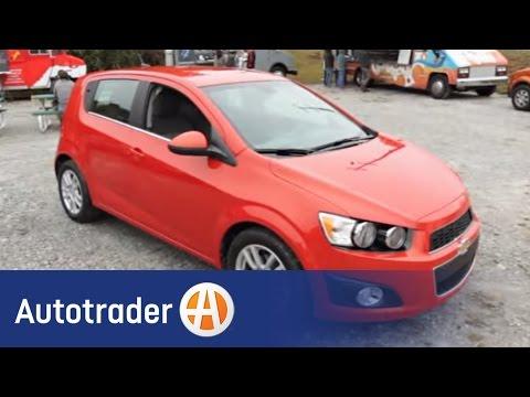 2012 chevrolet sonic hatchback real world reviews autotrader rh youtube com