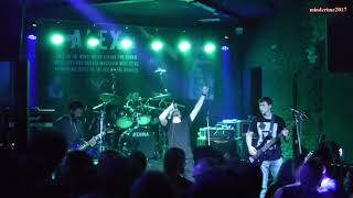 XTINCTED - a touch of evil (Judas Priest cover) @Modu 22.10.2017 ένα live για τον Πολωνό