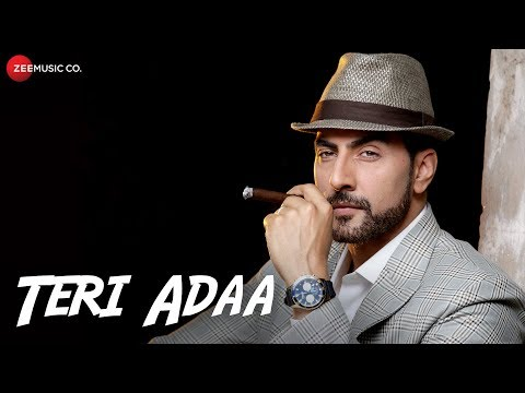 Teri Adaa - Official Music Video | Sudhanshu Pandey | Ravi Singhal | MG - Mehul Gadani