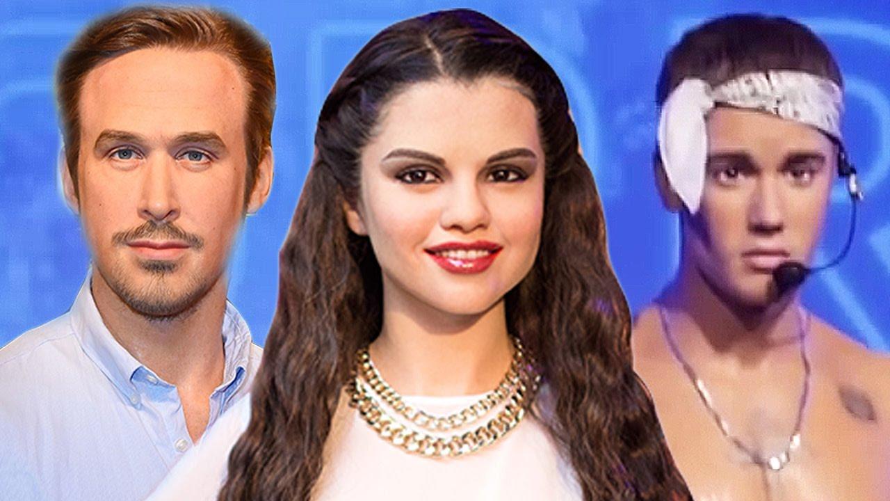 OMG, how scary: Bad celebrity wax figures | OMG.BLOG