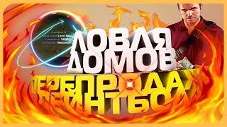 Diamond RP #16 ЛОВЛЯ ПЕЙТБОЛА/ПЕРЕПРОДАЖА&ЛОВЛЯ ДОМОВ